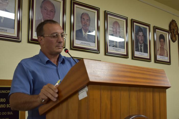 Vereador Giacomini